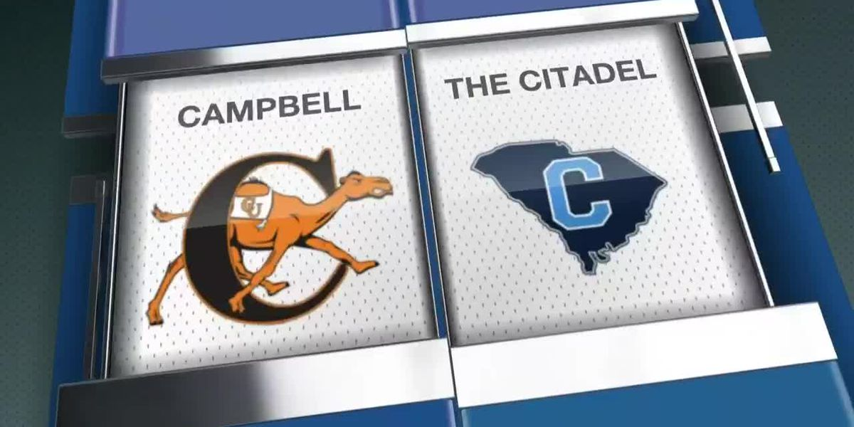 VIDEO: The Citadel drops home game to Campbell