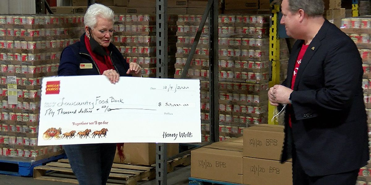 Hope for the Holidays campaign gets big gift in fight against hunger