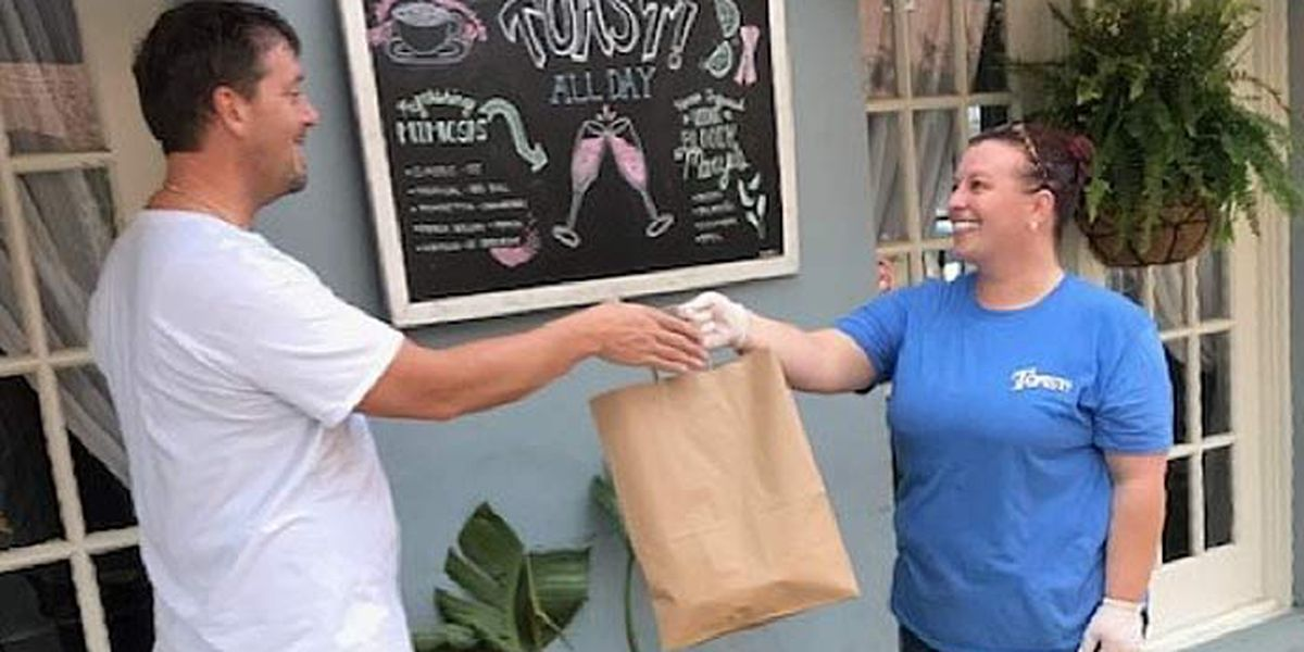 Group working to feed out-of-work hospitality employees