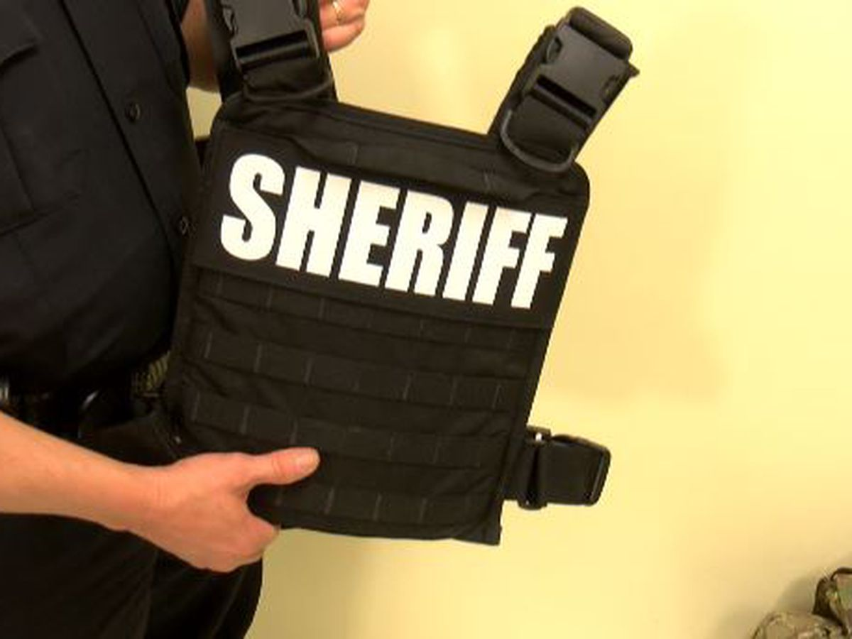 Live 5 Investigates: Dozens of Lowcountry officers wearing expired bullet-proof vests