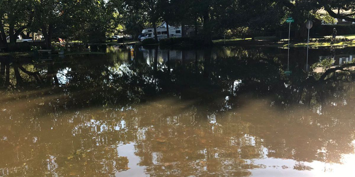 West Ashley communities deal with flooding for third straight year