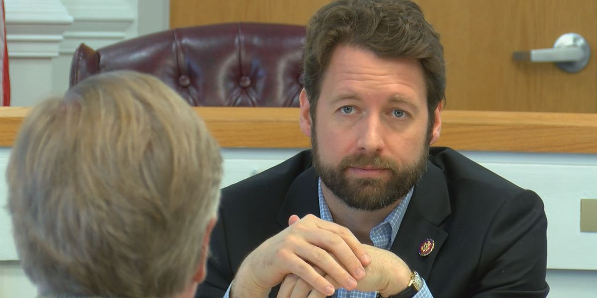 Rep. Joe Cunningham meets with coastal mayors about bill banning offshore drilling forever