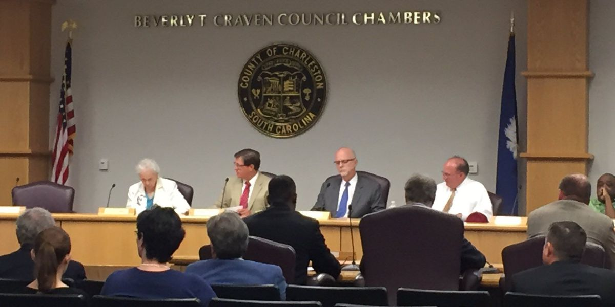 Charleston city officials begin live streaming city council meetings
