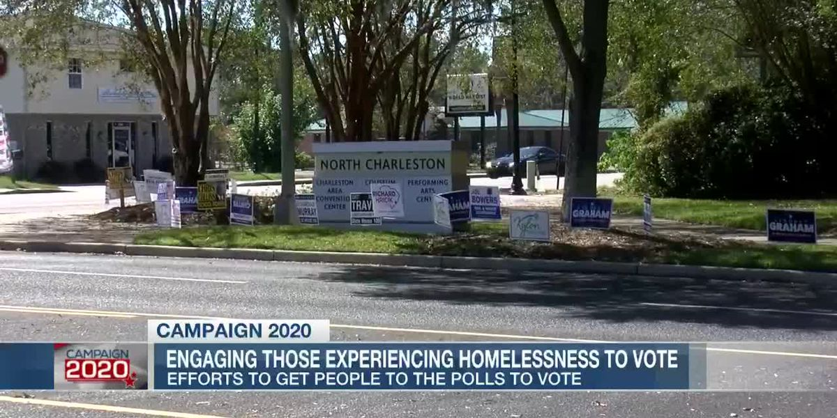 VIDEO: Homeless face unique challenges to voting