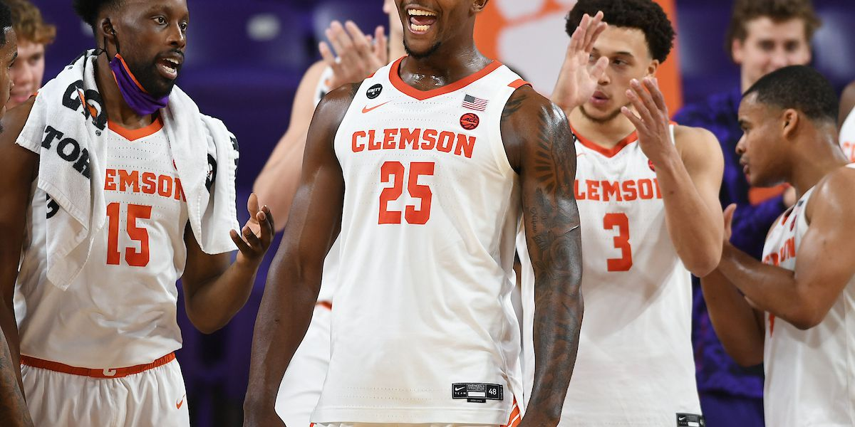 Clemson's Aamir Simms Named to All-ACC Second Team