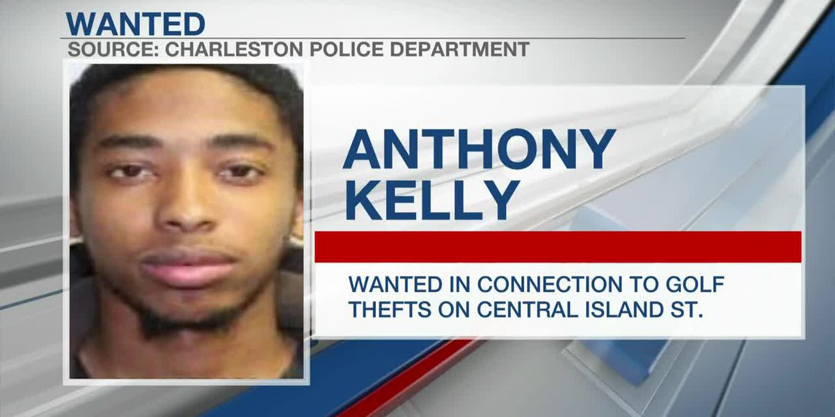 VIDEO: Police search for man wanted on grand larceny charges