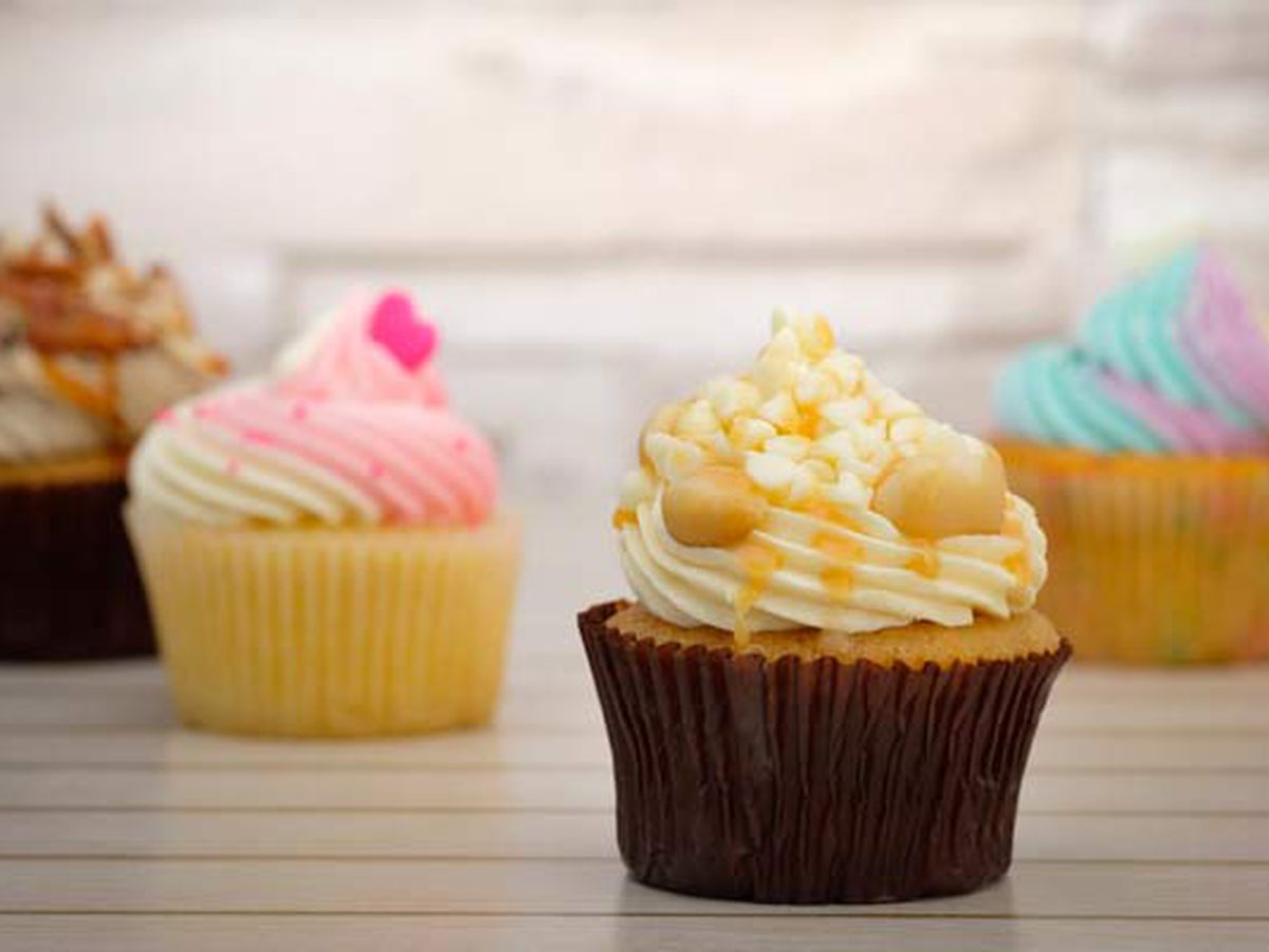 Annual cupcake event raising money for Lowcountry school
