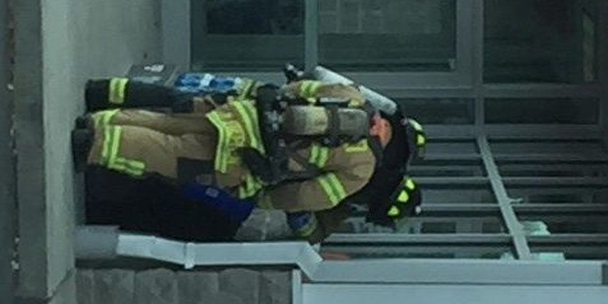 NCFD: Substance behind gas station hazmat scare was baby powder