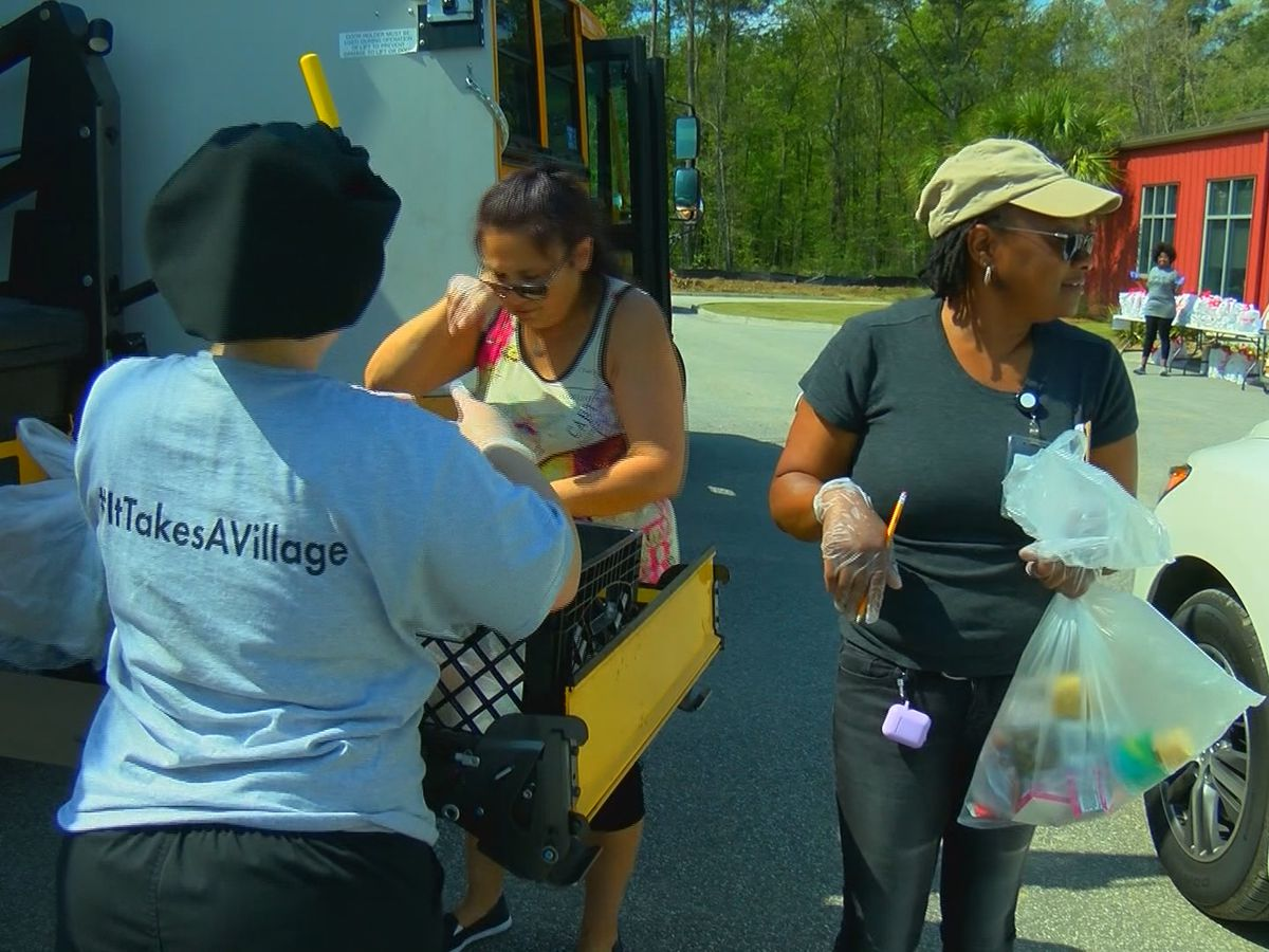 SC school districts see shortage of food service workers, volunteers needed