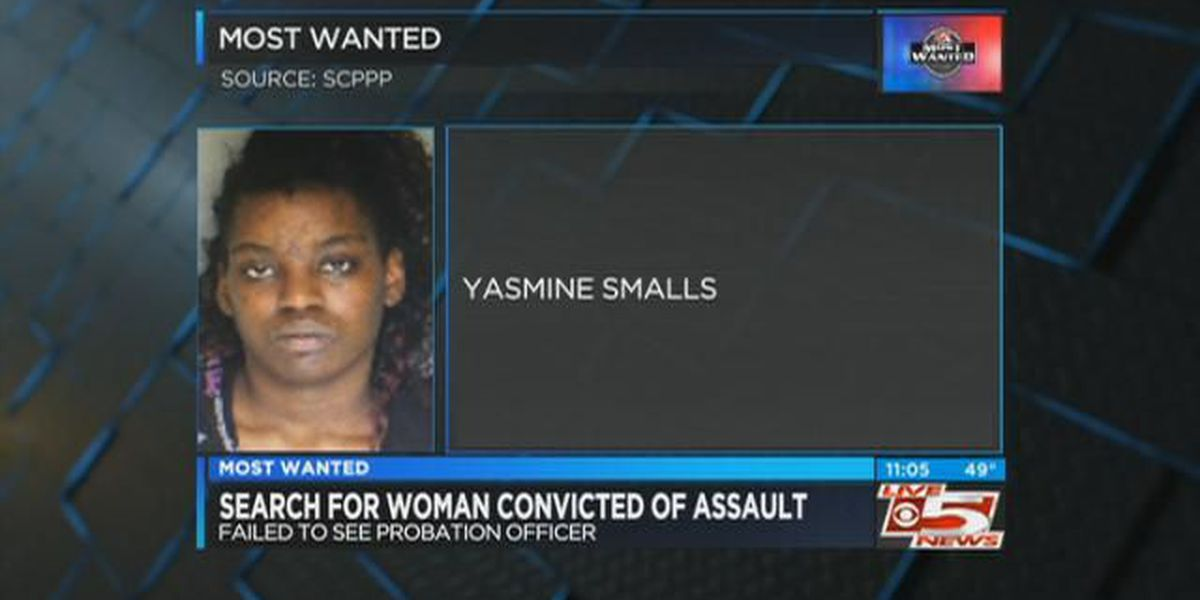 Most Wanted: Yasmine Smalls