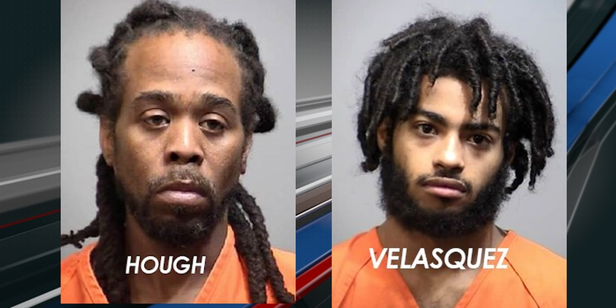 Suspects wanted in assault of NYPD officer arrested in Georgetown County