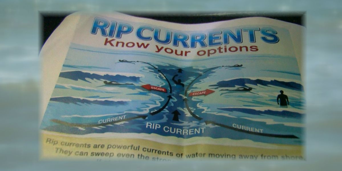 Tips to keep you and your family safe from rip currents