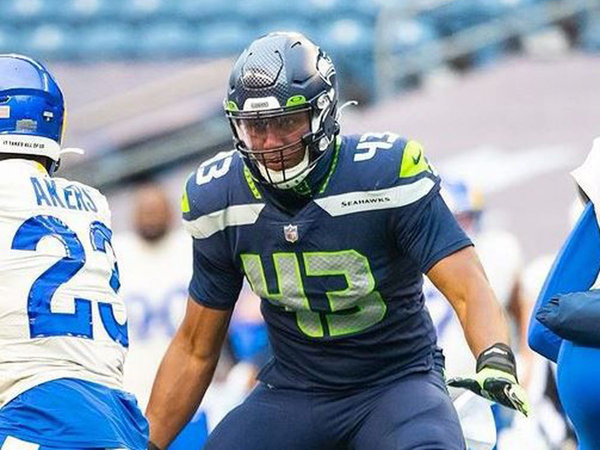 Ft. Dorchester alum Carlos Dunlap heading back to Seahawks