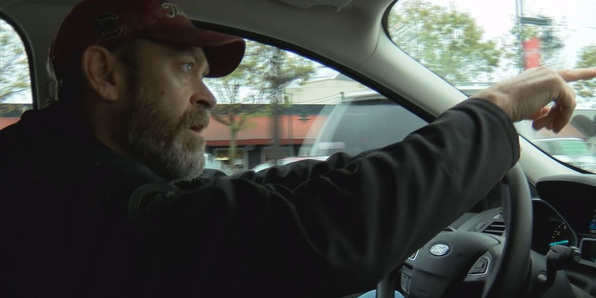 'Usually people just jump in my car' Lyft driver voices Five Points concerns