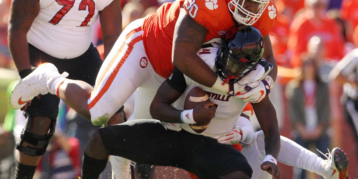 3 Clemson Tigers could miss Cotton Bowl after failed drug tests