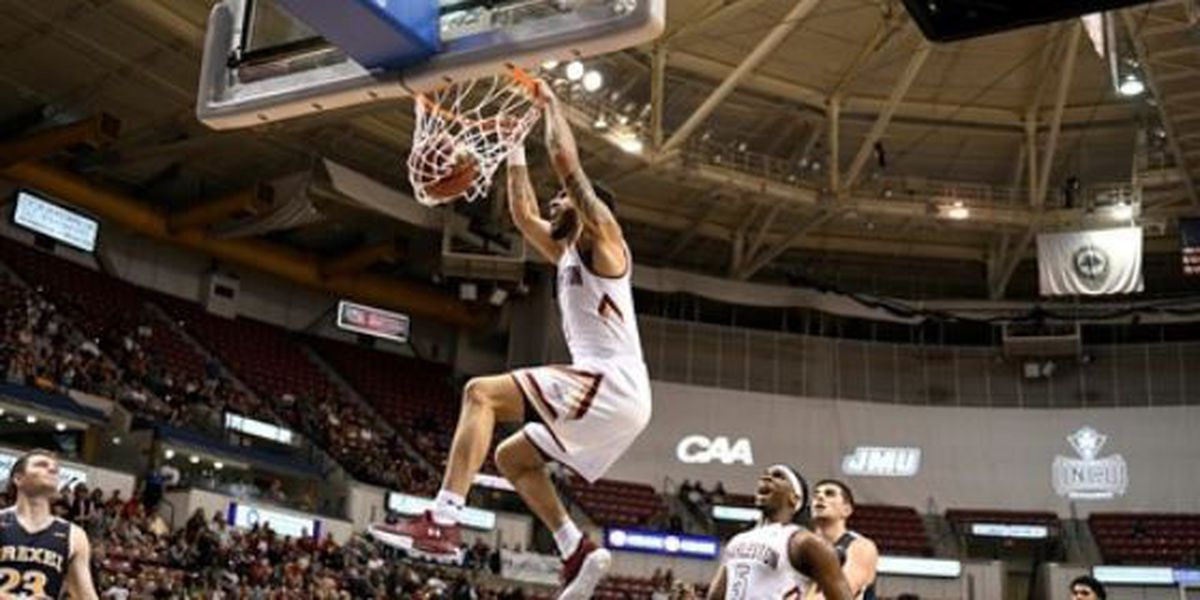 Riller Leads CofC Into The CAA Semis For 3rd Straight Year With 73-61 Win Over Drexel