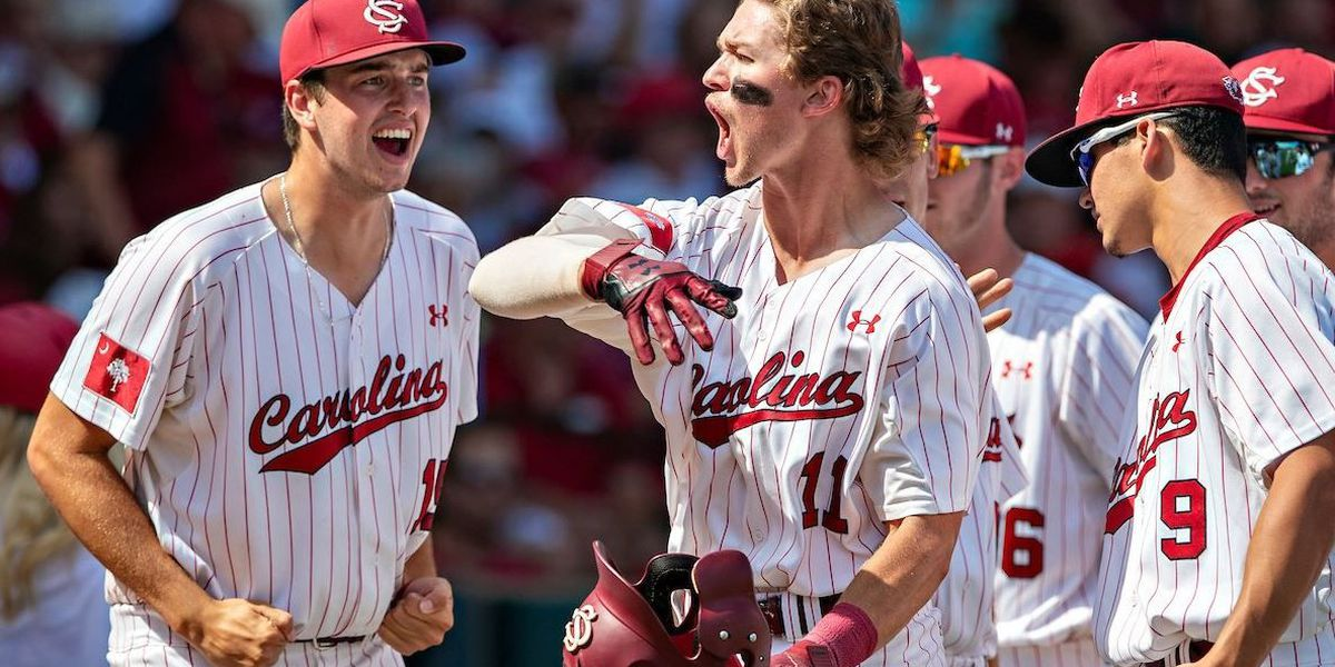 Gamecocks respond, force game 3 in Super Regionals