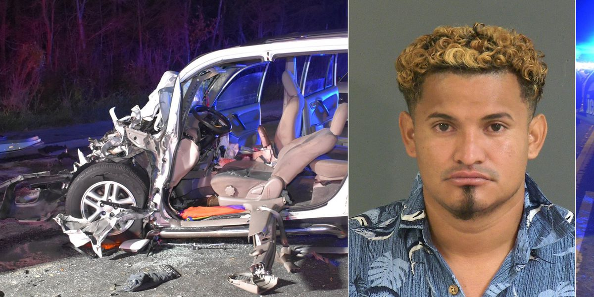 Cops: Man arrested again for DUI in wreck that severely injured motorist