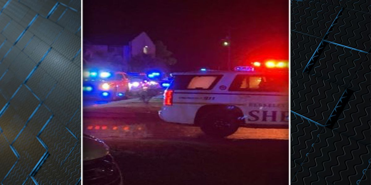 Authorities respond to reported shooting in Berkeley Co.