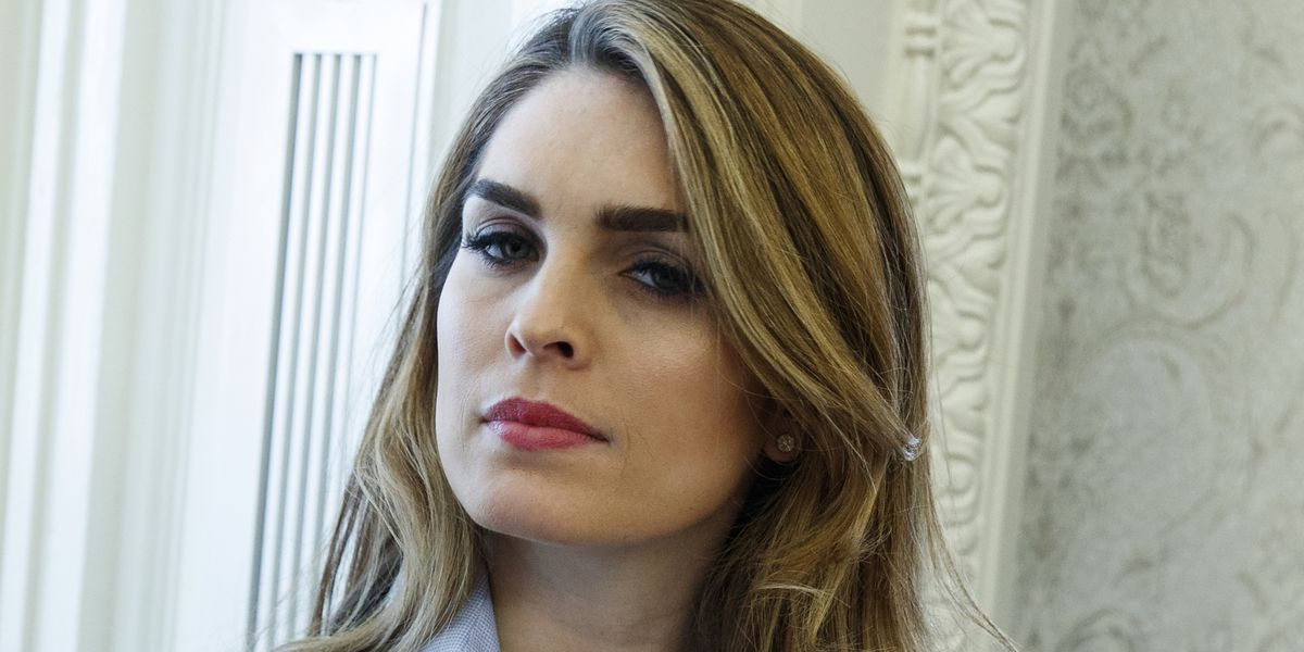 Former Trump aide Hope Hicks agrees to Judiciary interview