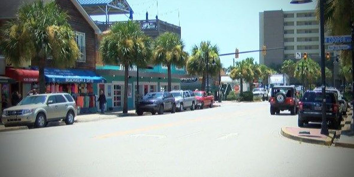 Folly Beach officials to discuss app to rent parking spaces