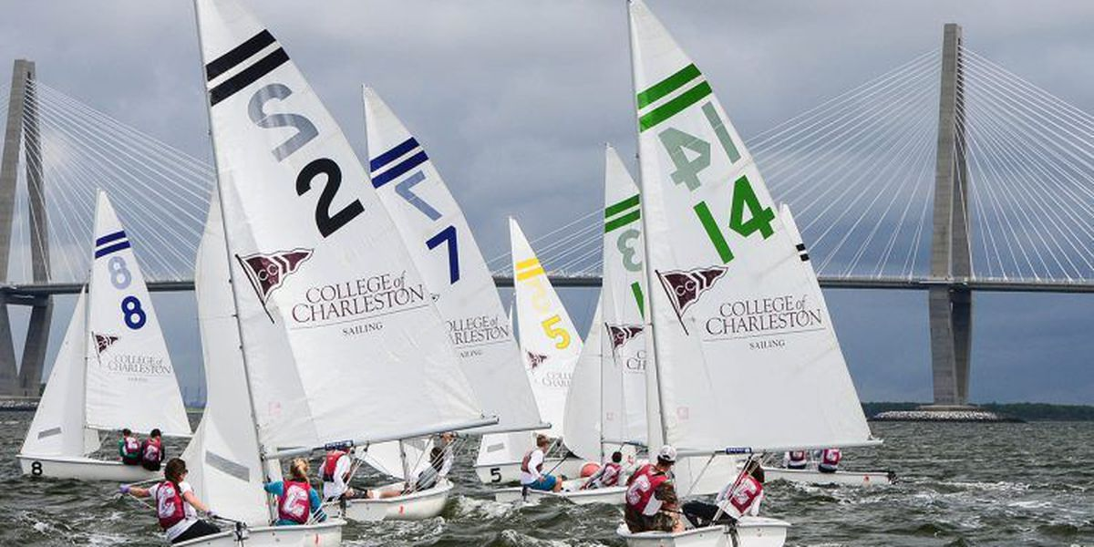 CofC sailor goes for gold at Rio Olympics