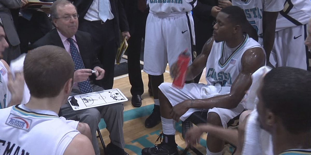 Coastal's Cliff Ellis Named to 2010-19 Big South Men's Basketball All-Decade Team
