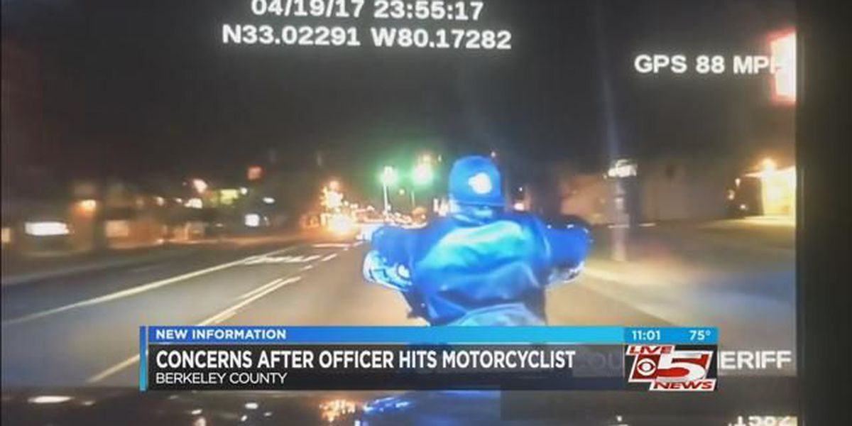 Community speaks out after motorcyclist killed during chase