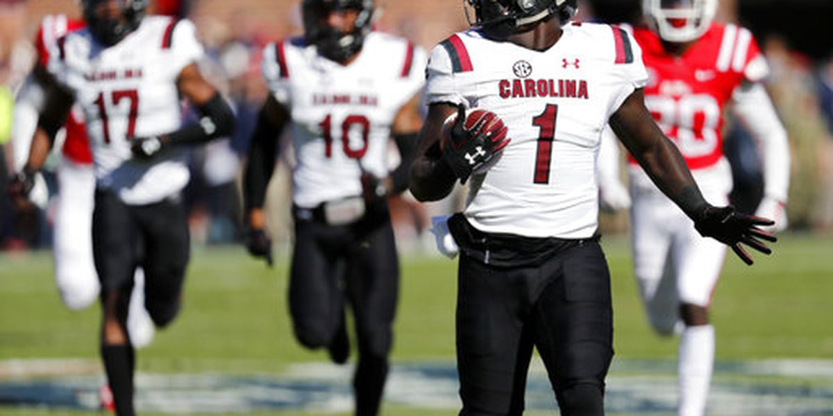 Gamecocks win shootout with Rebels