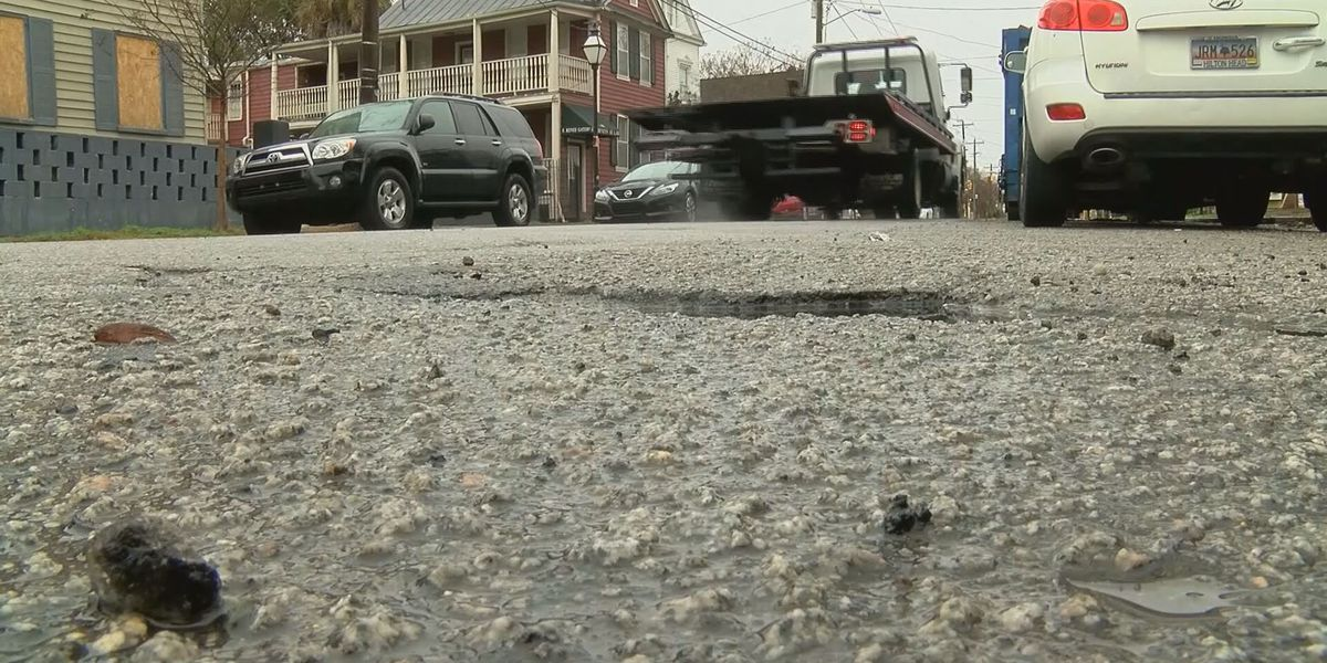Millions of dollars recently allocated to pave, resurface SC roads