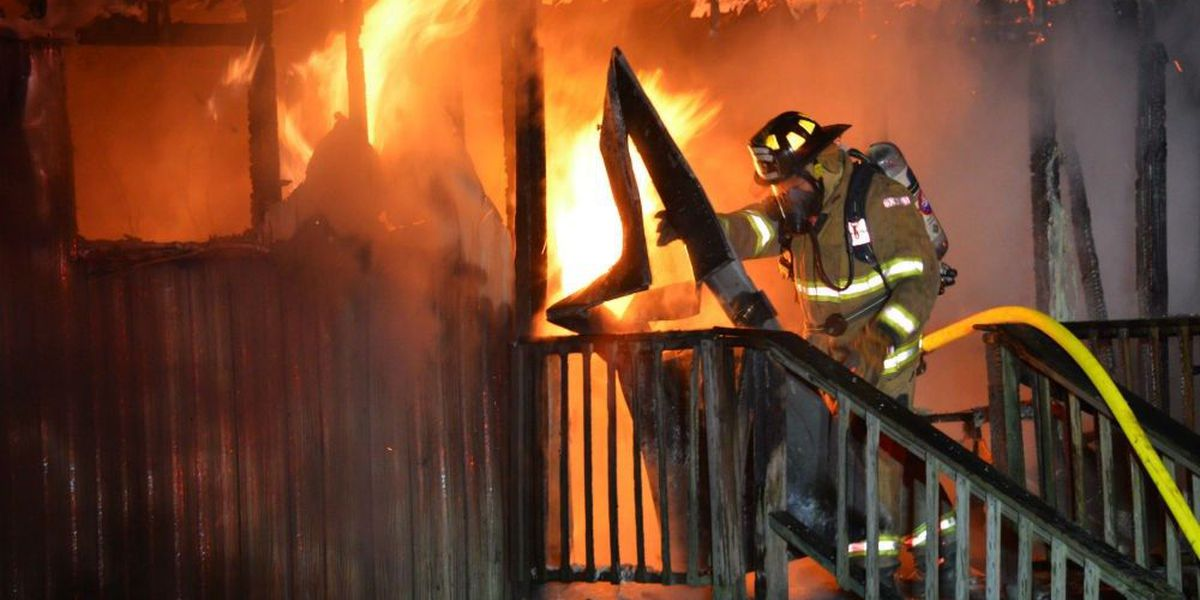 Child alerts family to flames in Colleton County