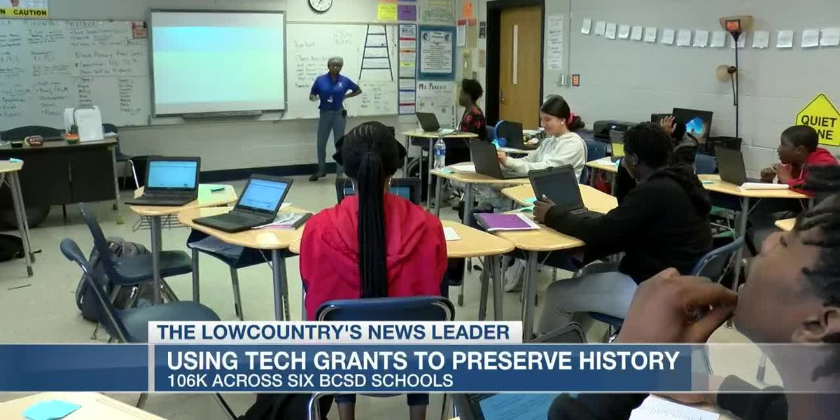 VIDEO: How new grant for Berkeley Co. schools can help preserve history of small-town South Carolina
