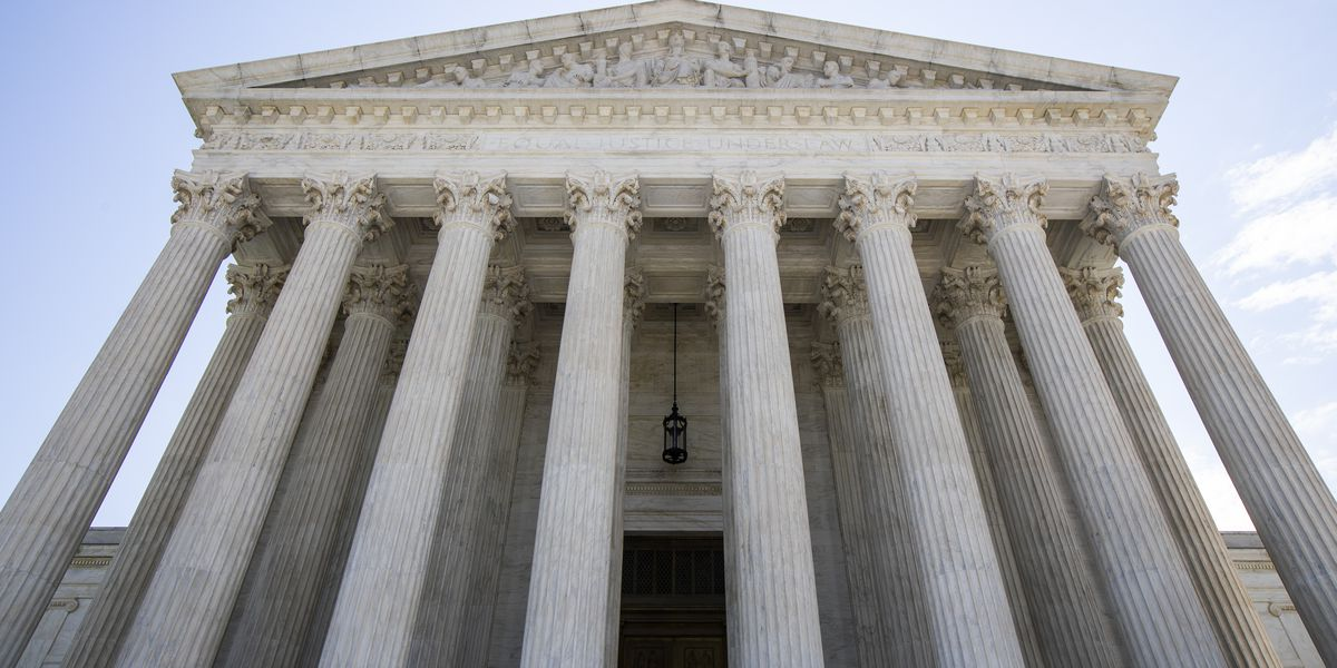 Some Dems, not yet Biden, talk of expanding Supreme Court