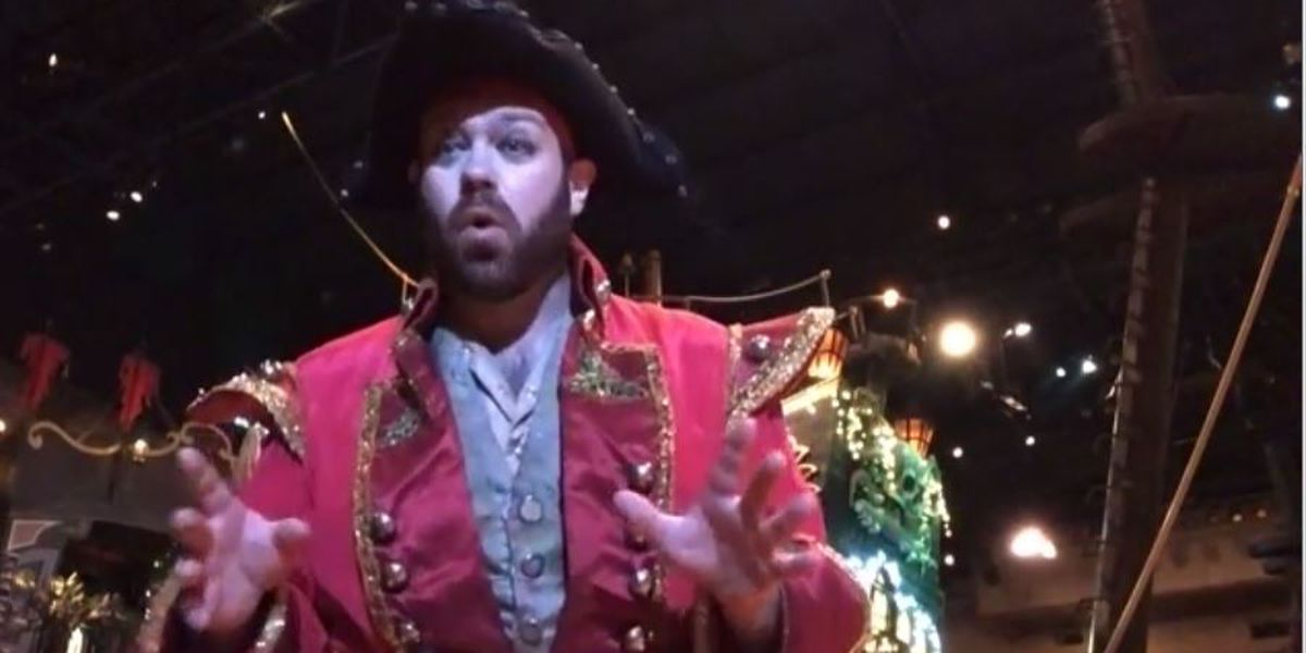 Pirates Voyage Dinner and Show to host Christmas event