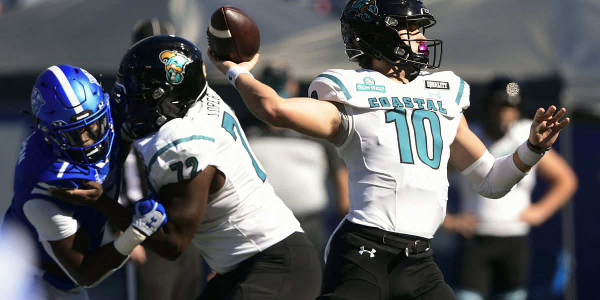 McCall, Heiligh lead No. 20 Chants to rout of Georgia State