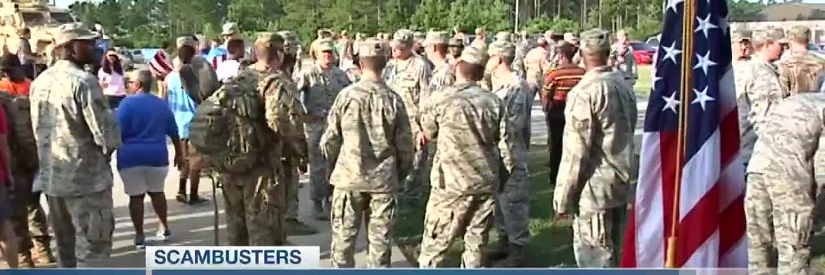 VIDEO: Live 5 Scambusters: Reports show military more vulnerable to employment scams