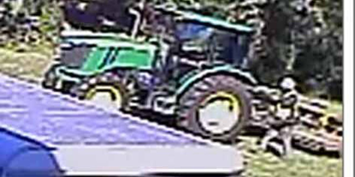 Man sought after taking off with tractor trailer on Johns Island