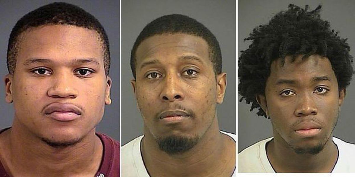 Police arrest 3rd suspect, file more charges in fatal Meeting St. shooting