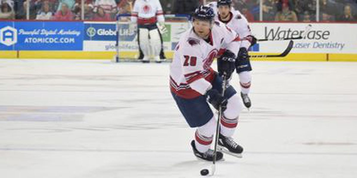 Stingrays complete sweep of Americans