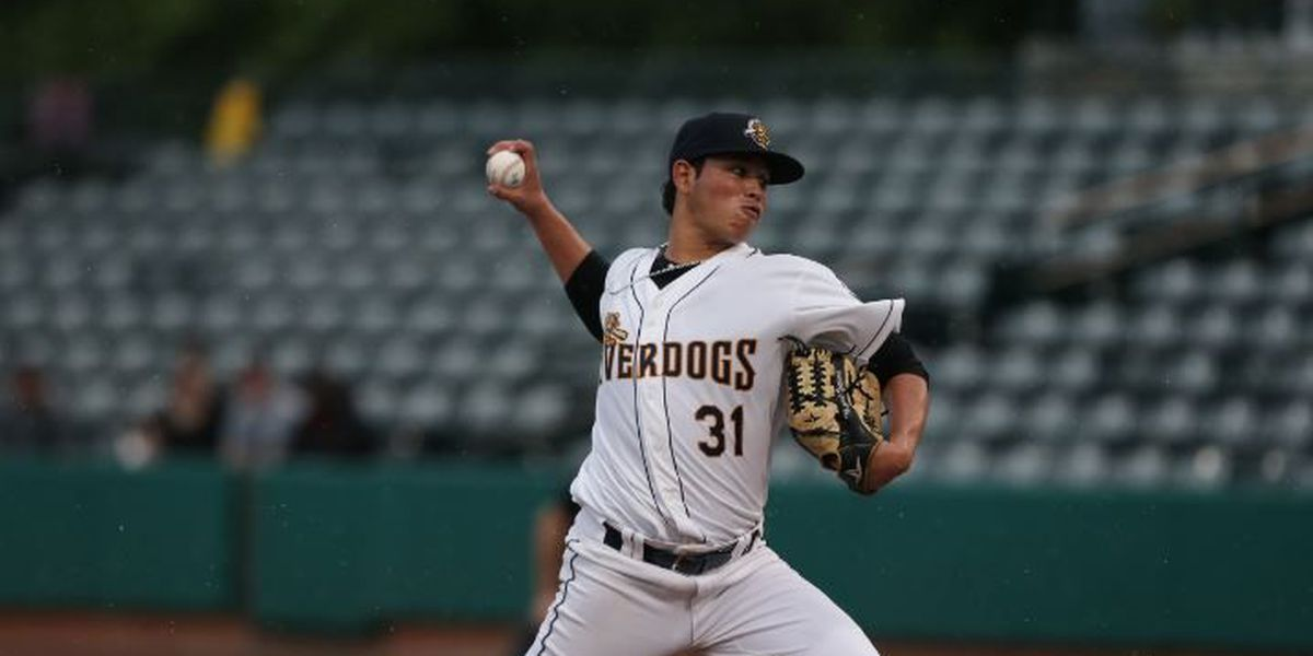 RiverDogs Take Bookends of Series Behind Yajure's Sparkling Home Debut