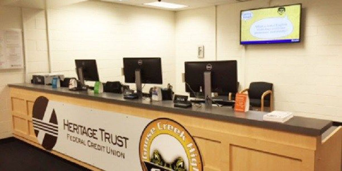 Goose Creek HS students to run credit union