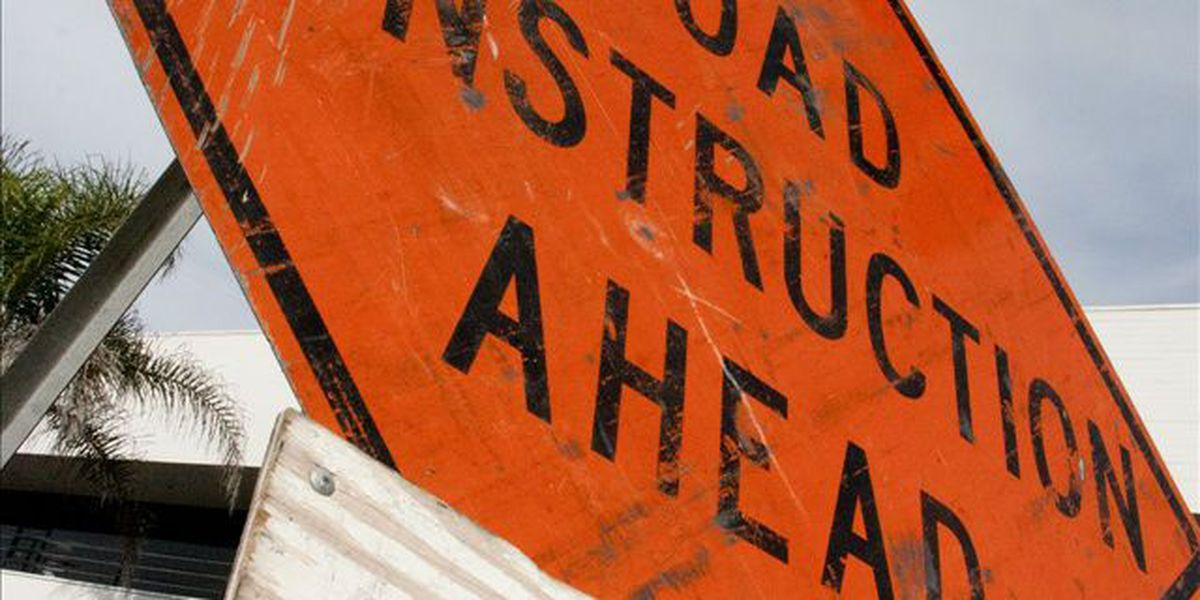 FIRST ALERT TRAFFIC: Lane closure on I-26W near Charleston begins Tuesday night