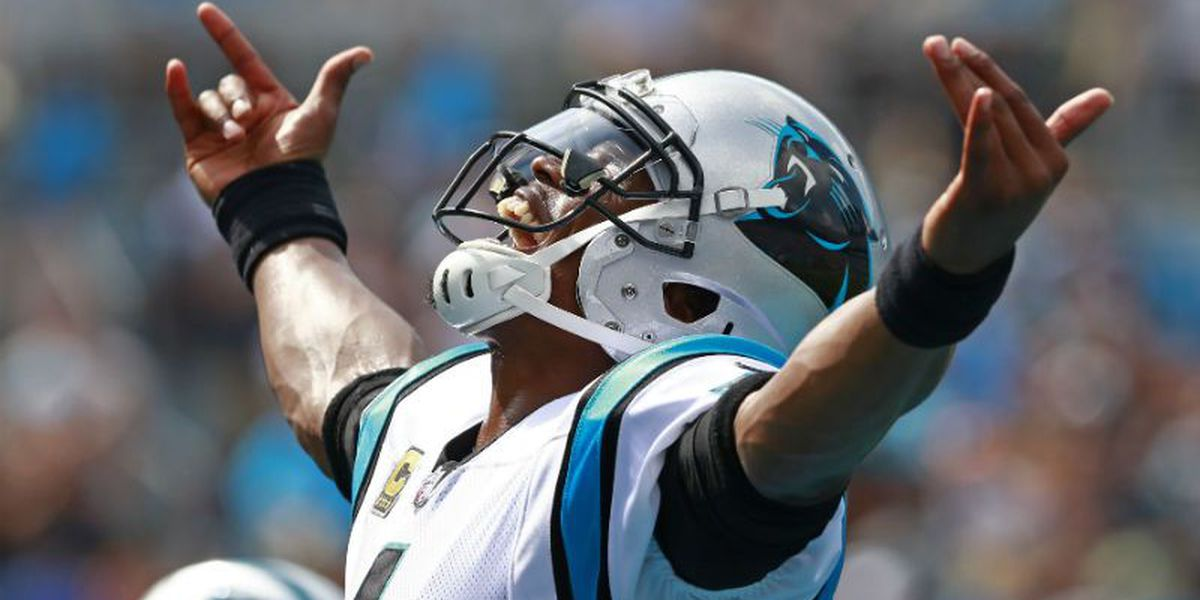 Panthers moving on from QB Cam Newton