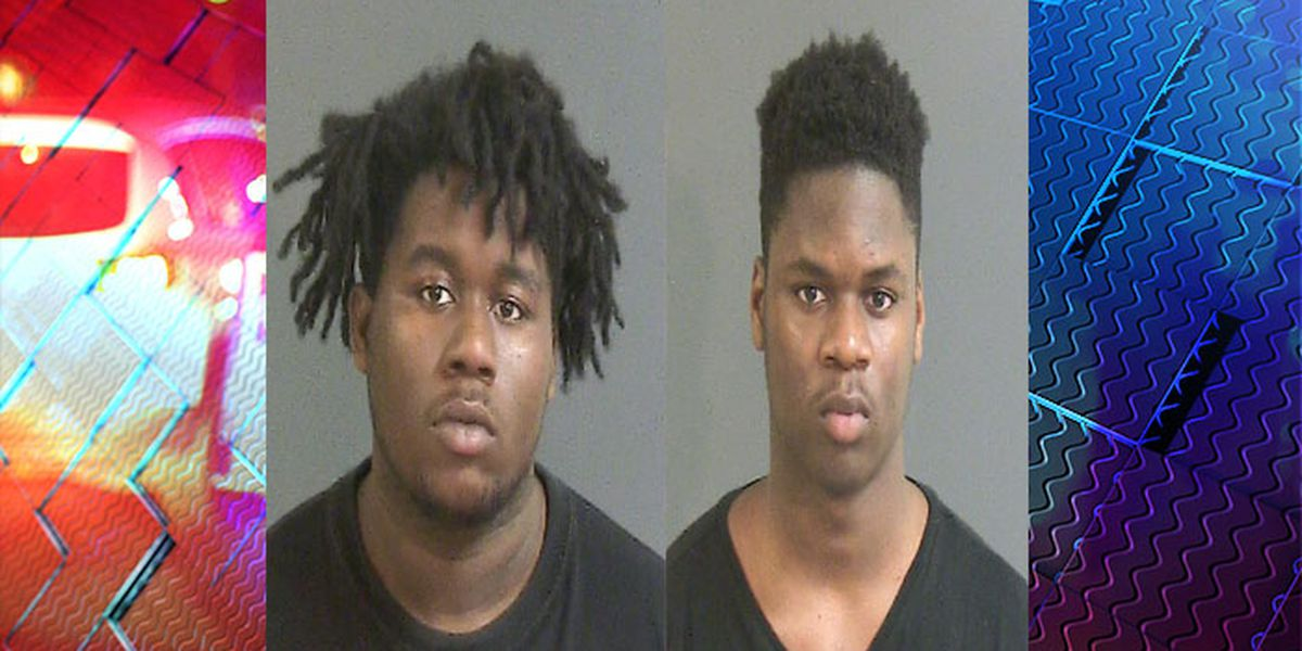 Trio charged after shooting in N. Charleston Wednesday morning