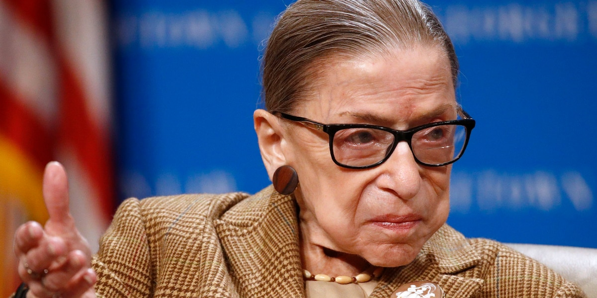 Million Womxn SC to hold vigil in honor of Ruth Bader Ginsburg