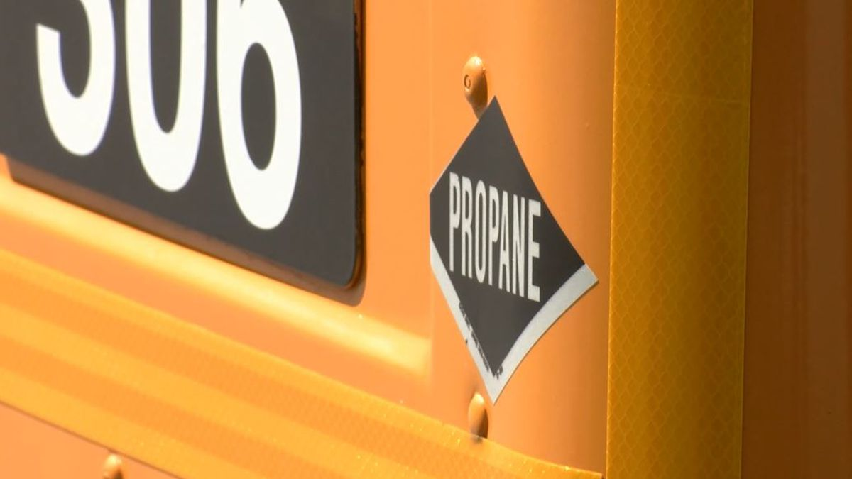 You (Didn't) Pay For It: VW Settlement funds propane school buses
