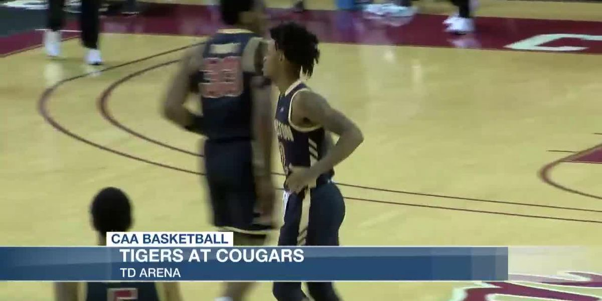 VIDEO: College of Charleston sweeps Towson on Sunday