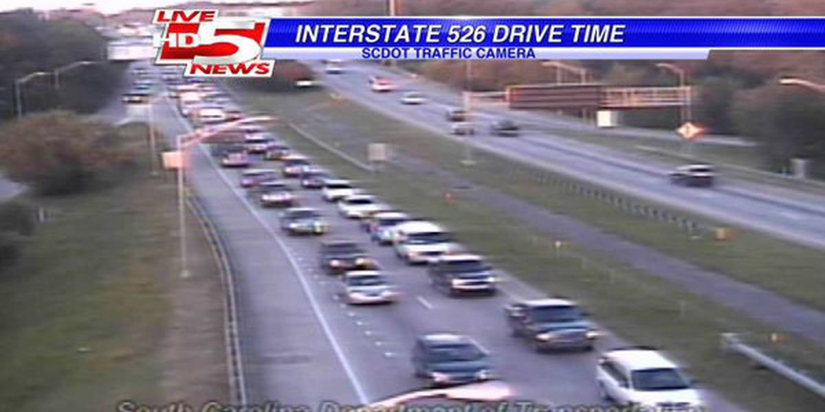 Traffic clear on Don Holt Bridge following disabled vehicle