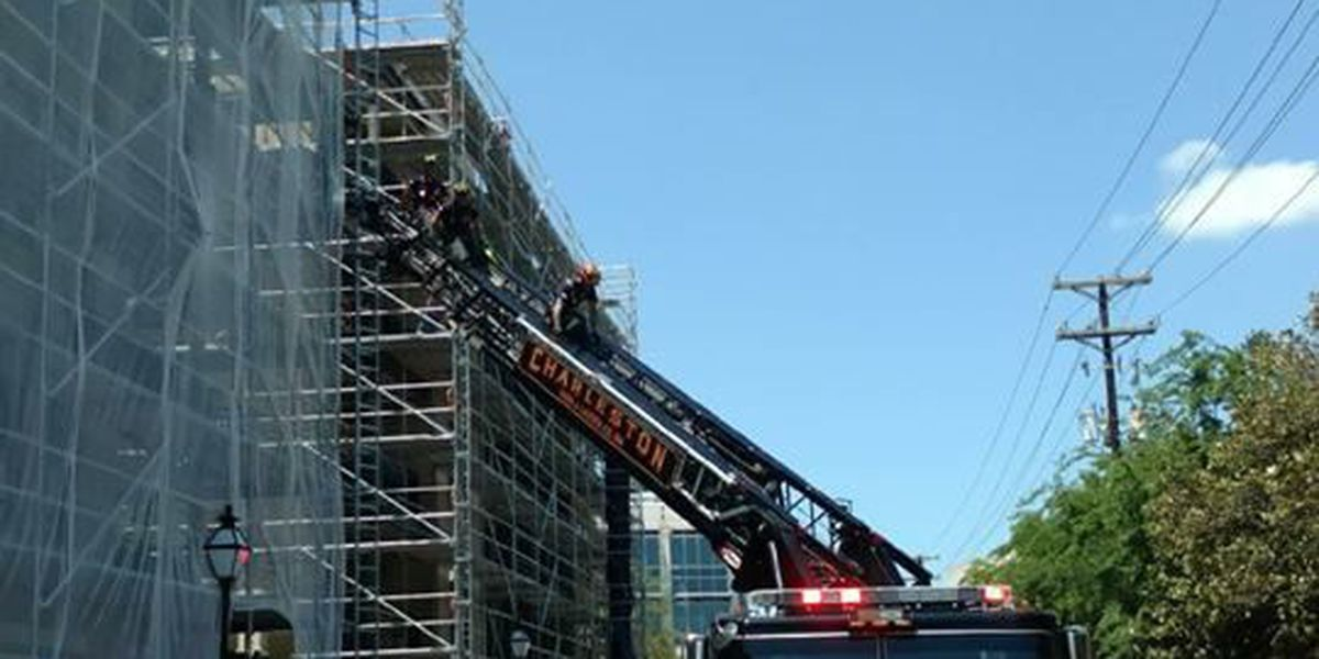 No injuries reported in fire during renovation at downtown condo
