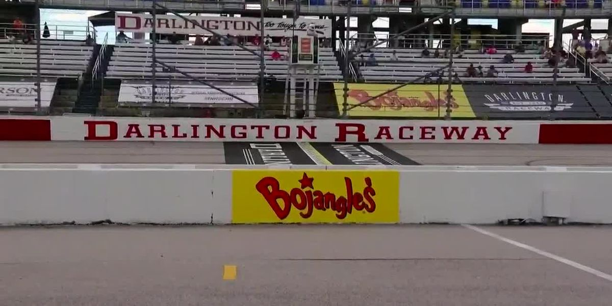 NASCAR will return to action with 2 races at Darlington starting May 17th